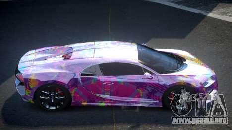 Bugatti Chiron GS Sport S9 para GTA 4