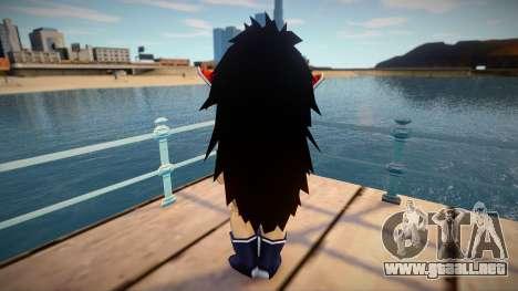 Raditz from Dragon Ball Z Budokai Tenkaichi 3 para GTA San Andreas
