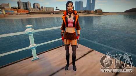X-23 skin para GTA San Andreas