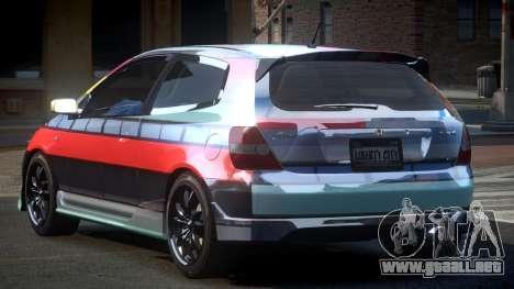Honda Civic U-Style S1 para GTA 4