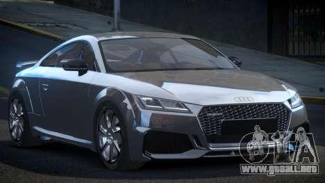 Audi TT U-Style para GTA 4