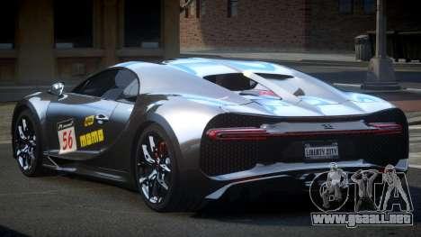 Bugatti Chiron GS Sport S1 para GTA 4