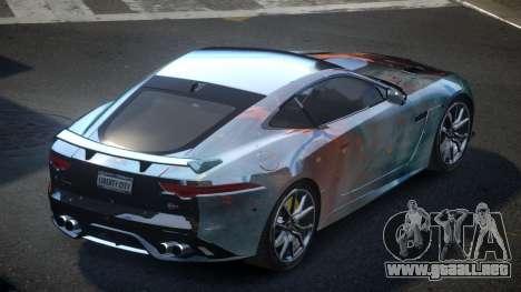 Jaguar F-Type U-Style S1 para GTA 4