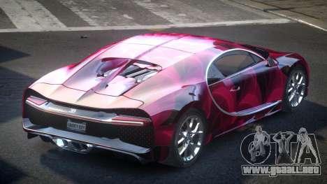 Bugatti Chiron BS-R S4 para GTA 4