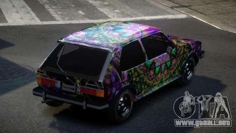Volkswagen Rabbit GS S7 para GTA 4