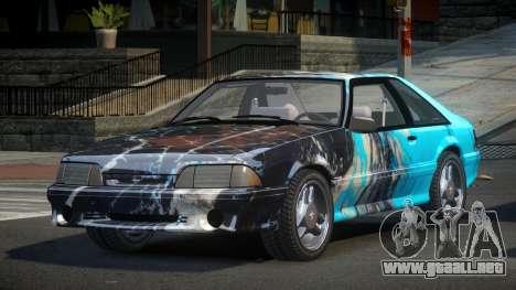 Ford Mustang SVT 90S S4 para GTA 4