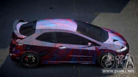 Honda Civic SP Type-R S2 para GTA 4