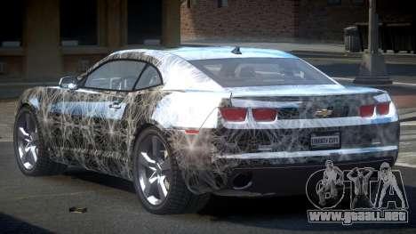Chevrolet Camaro BS-U S6 para GTA 4