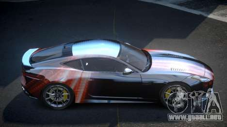 Jaguar F-Type U-Style S8 para GTA 4