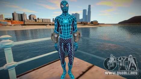 Spiderman Fear Itself Retextured para GTA San Andreas