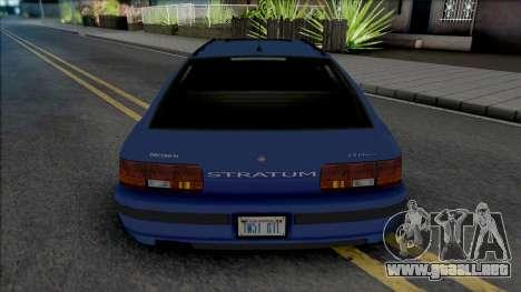 Zirconium Stratum para GTA San Andreas
