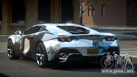 Arrinera Hussarya S9 para GTA 4