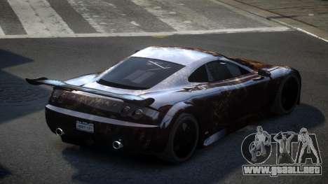 Ascari A10 BS-U S7 para GTA 4