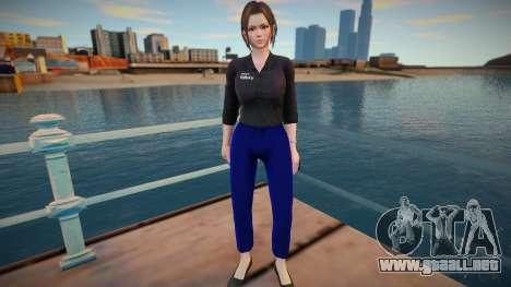 Samantha Samsung (Sam) Virtual Assistant para GTA San Andreas