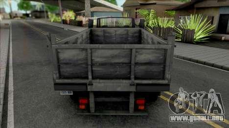 GTA IV Vapid Yankee Bed para GTA San Andreas