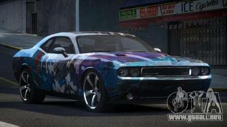 Dodge Challenger SRT GS-U S5 para GTA 4