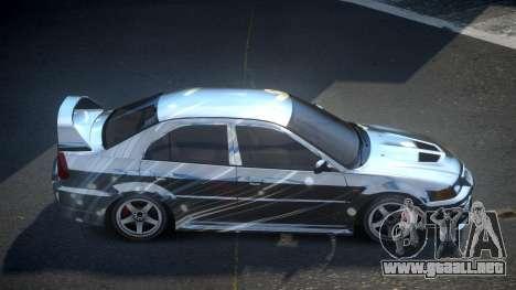 Mitsubishi Lancer VI U-Style S5 para GTA 4