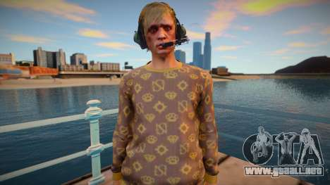 Dude 2 from DLC Lowriders 2015 GTA Online para GTA San Andreas