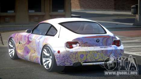 BMW Z4 U-Style S6 para GTA 4