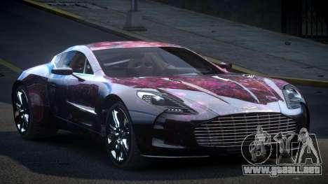 Aston Martin BS One-77 S5 para GTA 4