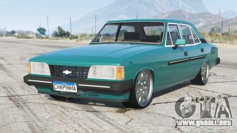 Chevrolet Opala Comodoro 1988