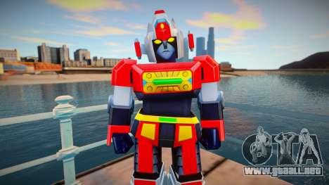 Super Robot Taisen Daimos para GTA San Andreas