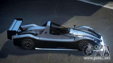 Radical SR8 GII para GTA 4