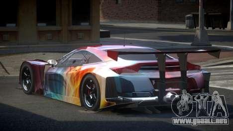 Honda HSV US S10 para GTA 4