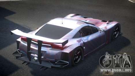 Honda HSV US S5 para GTA 4
