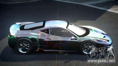 Ferrari 458 SP U-Style S5 para GTA 4