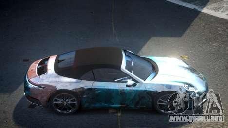 Porsche Carrera ERS S3 para GTA 4