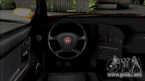 Emperor Habanero para GTA San Andreas