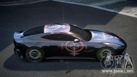 Aston Martin Vantage GS AMR S1 para GTA 4