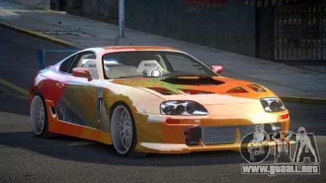 Toyota Supra iSI S8 para GTA 4