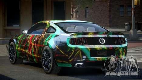 Shelby GT500 GST-U S3 para GTA 4