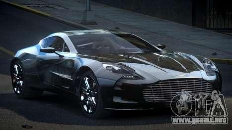 Aston Martin BS One-77 S6 para GTA 4