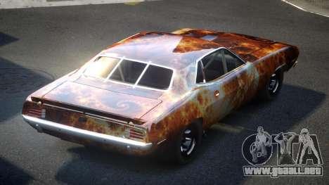 Plymouth Cuda SP Tuning S2 para GTA 4