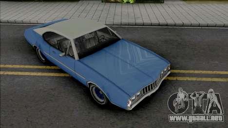 Improved Clover (Clean Version) para GTA San Andreas