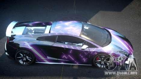 Lamborghini Gallardo SP-Q S5 para GTA 4