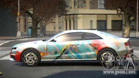 Audi RS5 BS-U S6 para GTA 4
