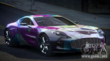 Aston Martin BS One-77 S10 para GTA 4