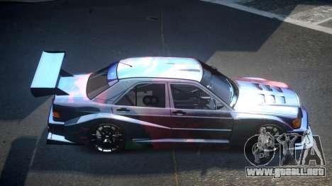 Mercedes-Benz 190E GST-U S9 para GTA 4