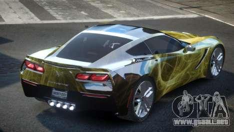 Chevrolet Corvette BS Z51 S1 para GTA 4