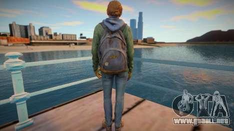 Ellie (Patrol) para GTA San Andreas