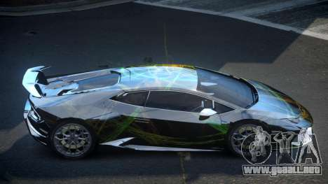 Lamborghini Huracan BS-Z S6 para GTA 4