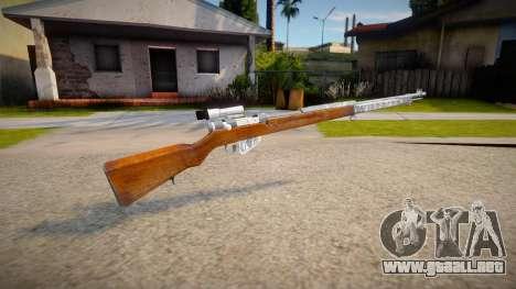 Type 38 para GTA San Andreas