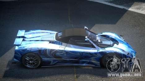 Pagani Zonda BS-S S8 para GTA 4