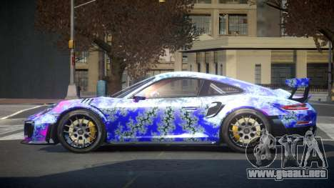 Porsche 911 GS GT2 S3 para GTA 4