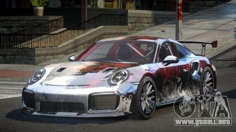 Porsche 911 GS GT2 S2 para GTA 4