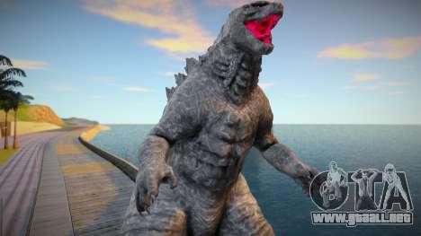 Godzilla 2019 para GTA San Andreas
